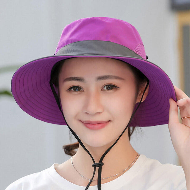 Foldable Outdoor Sports Sun Shade Hat