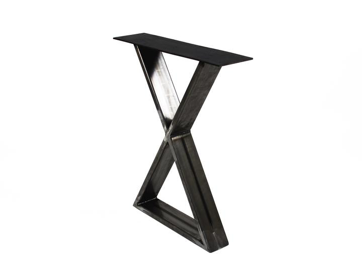 X style table legs