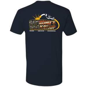 USA Raymond's Workshop Next Level Premium Short Sleeve T-Shirt