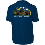 Raymond's Workshop Men's Wicking T-Shirt