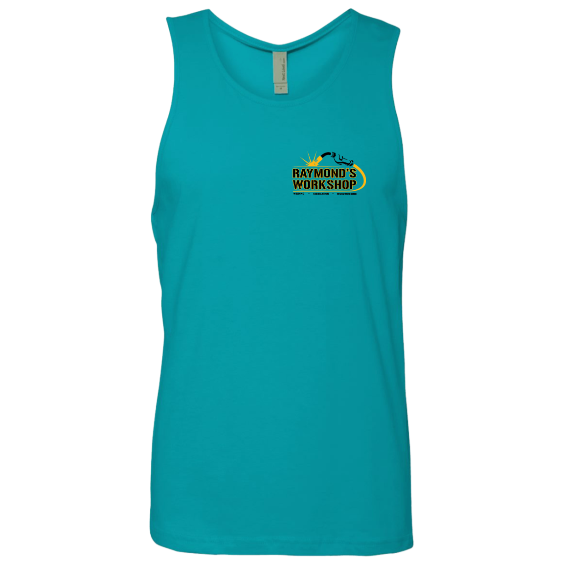 Raymond's Workshop Premium Men's Cotton Tank