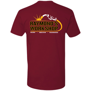 Raymond's Workshop Premium Short Sleeve T-Shirt