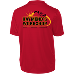 Raymond's Workshop Wicking T-Shirt