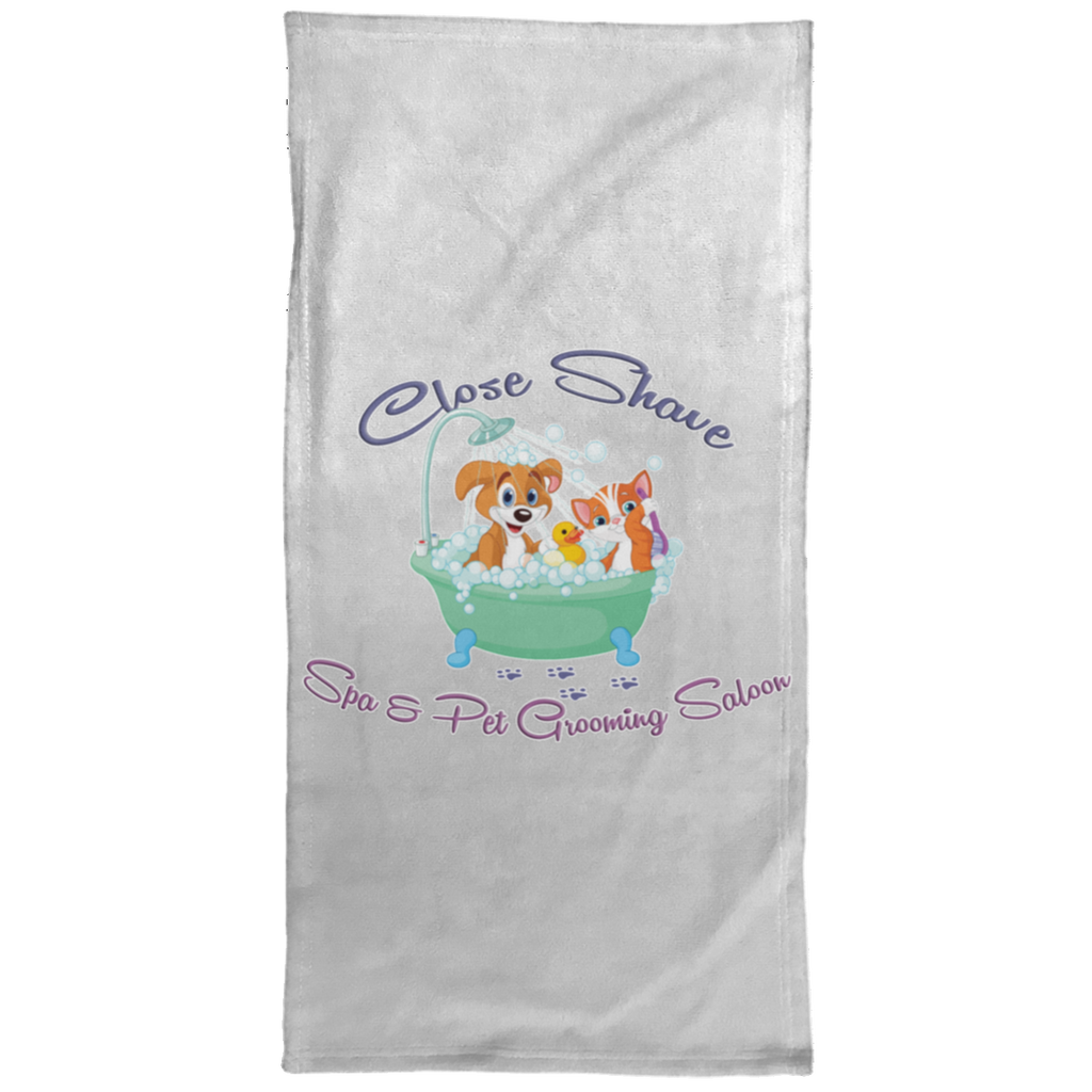 Close Shave Pet Grooming Hand Towel - 15x30