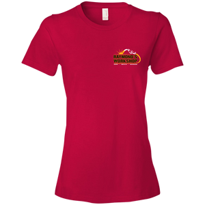 Raymond's Workshop Ladies' Lightweight T-Shirt 4.5 oz