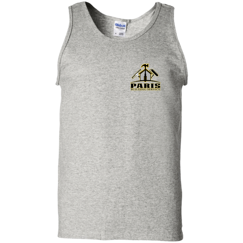 Paris Building Service Tank Top