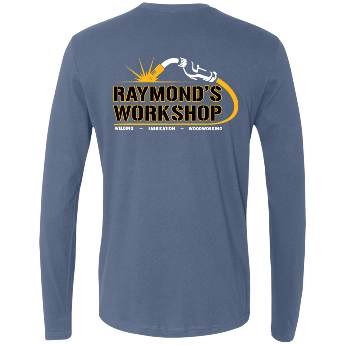 Raymond's Workshop Men's Premium LS