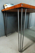 Three Rod Hairpin Legs