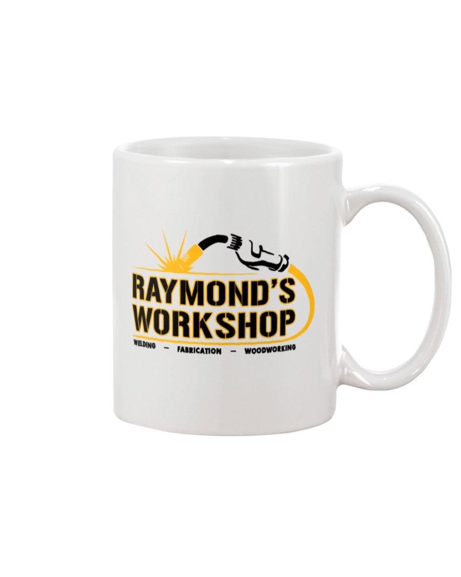 Raymondd's Workshop Mug
