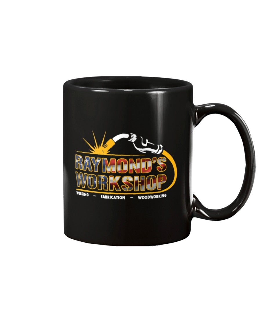 Raymond's Workshop USA Mug