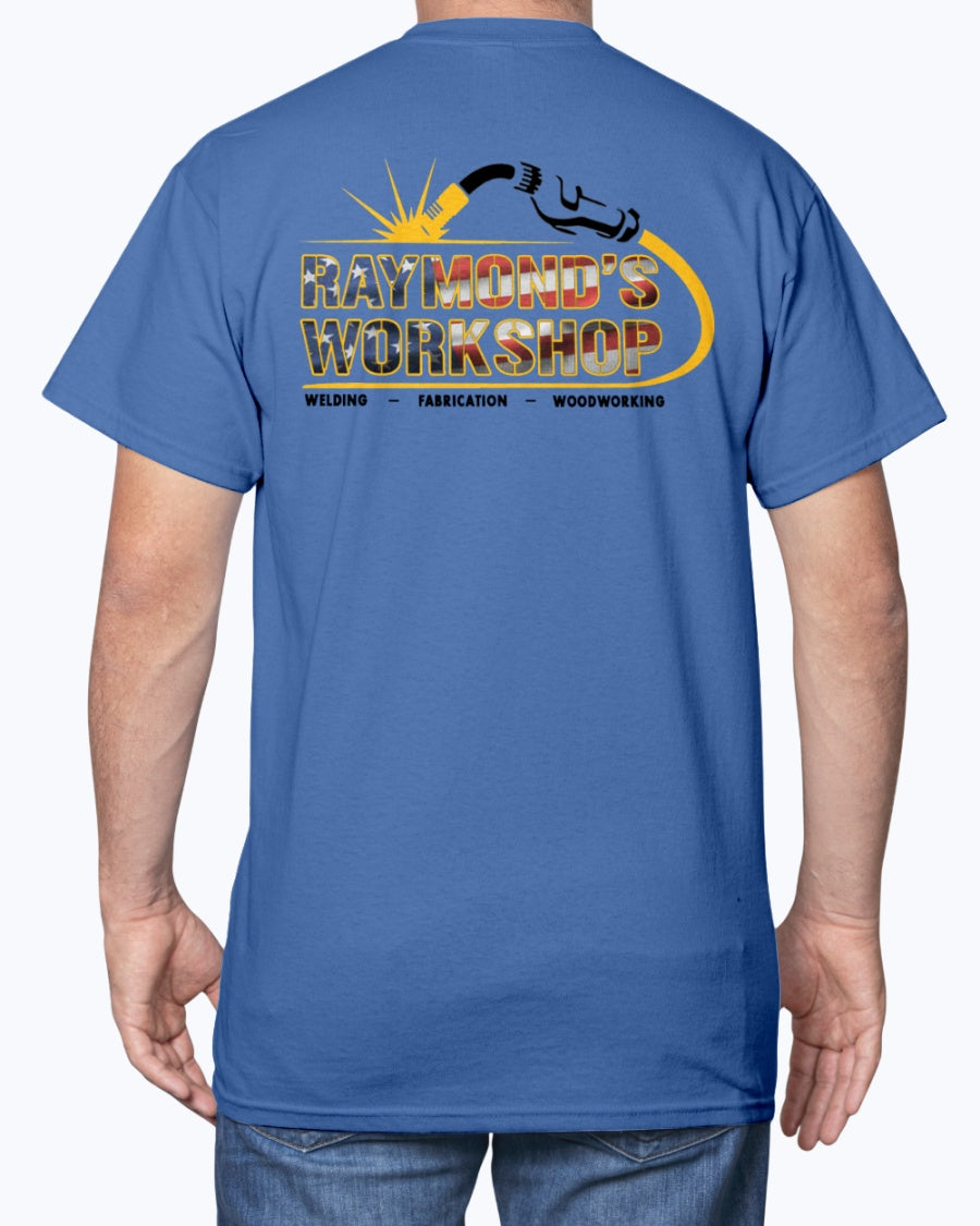 Raymond's Workshop USA Cotton T-Shirt