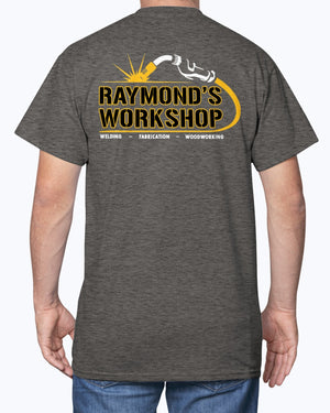 Raymond's Workshop Cotton T-Shirt