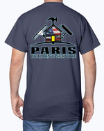 Paris Building Service REDUX USA T-Shirt