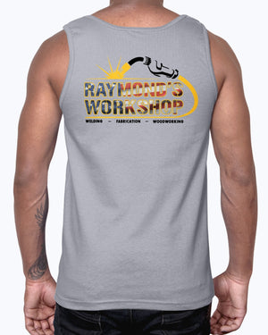 Raymond's Workshop USA Cotton Tank