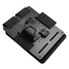 Bedside Magnetic Gun Mount & Holder with Safety Trigger Guard Protection