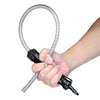 Stinger Whip Car Emergency Tool with Seat Belt Cutter (XL Gatekeeper Edition, Black)
