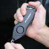 Stinger Personal Safety Alarm Emergency Tool: Siren Alarm, Seat Belt Cutter, Glass Breaker