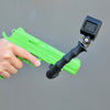 Stinger Python Action Camera Flexible Arm and Rail Mount For Picatinny and Weaver Rail System