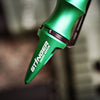 Stinger Whip Car Emergency Tool with Window Breaker (Midnight Green)