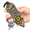 Personal Alarm Emergency Tool: Safety Alarm, Seat Belt Cutter, Glass Breaker (Mandala)