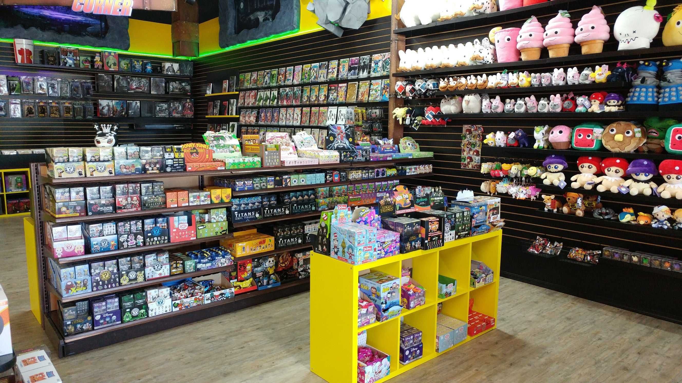 Physical Store Information For Radar Toys Eugene Oregon | Radar Toys