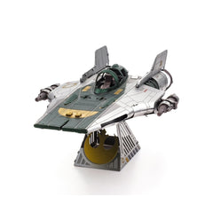 Metal Earth Star Wars Resistance A-Wing Fighter Model Kit MMS416