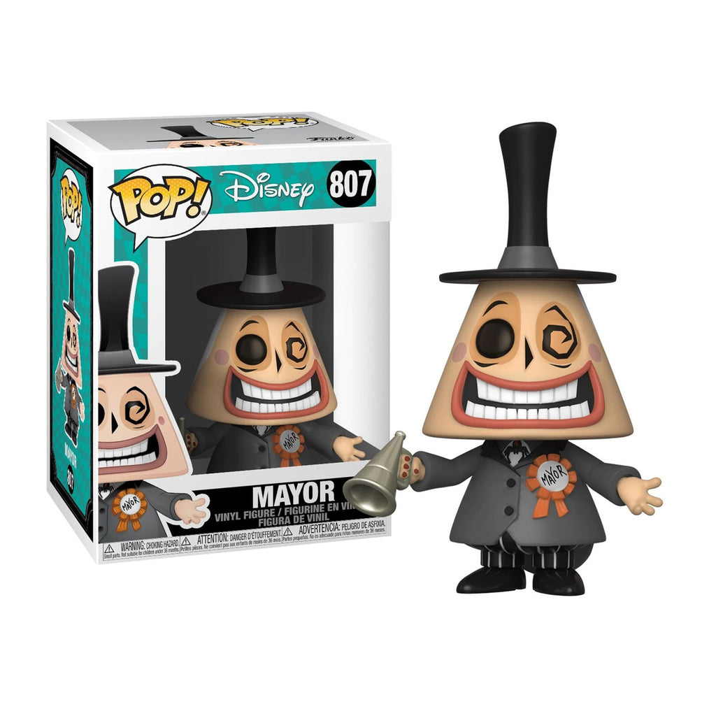 Funko Nightmare Before Christmas POP Mayor Vinyl Figure