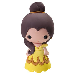Disney Princess Belle 3D Foam Magnet