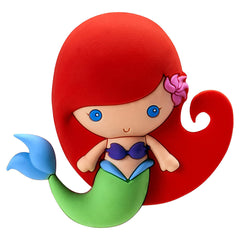 Disney Princess Ariel 3D Foam Magnet