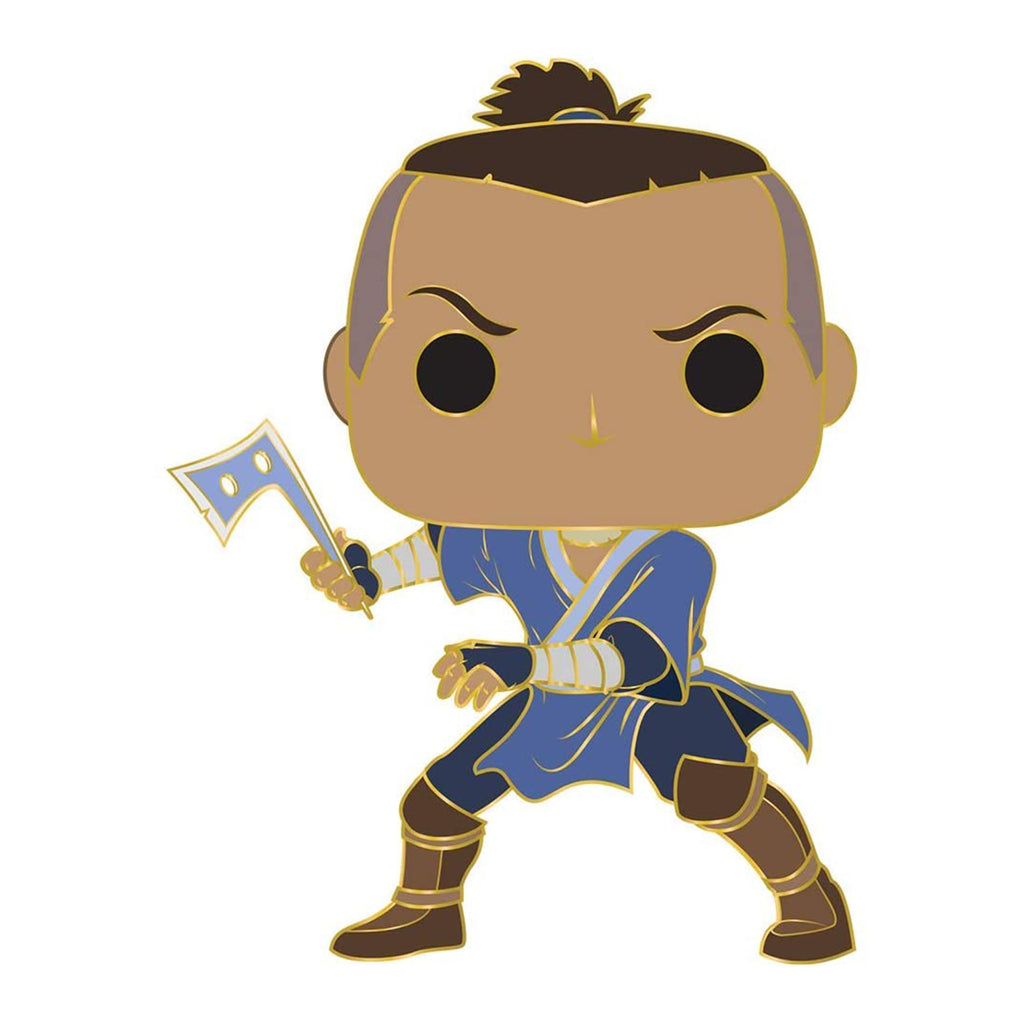 Funko Pop Pin Avatar The Last Airbender Sokka Figure