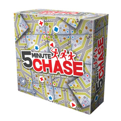 Board Games - 5 Minutes Chase The Tile Game