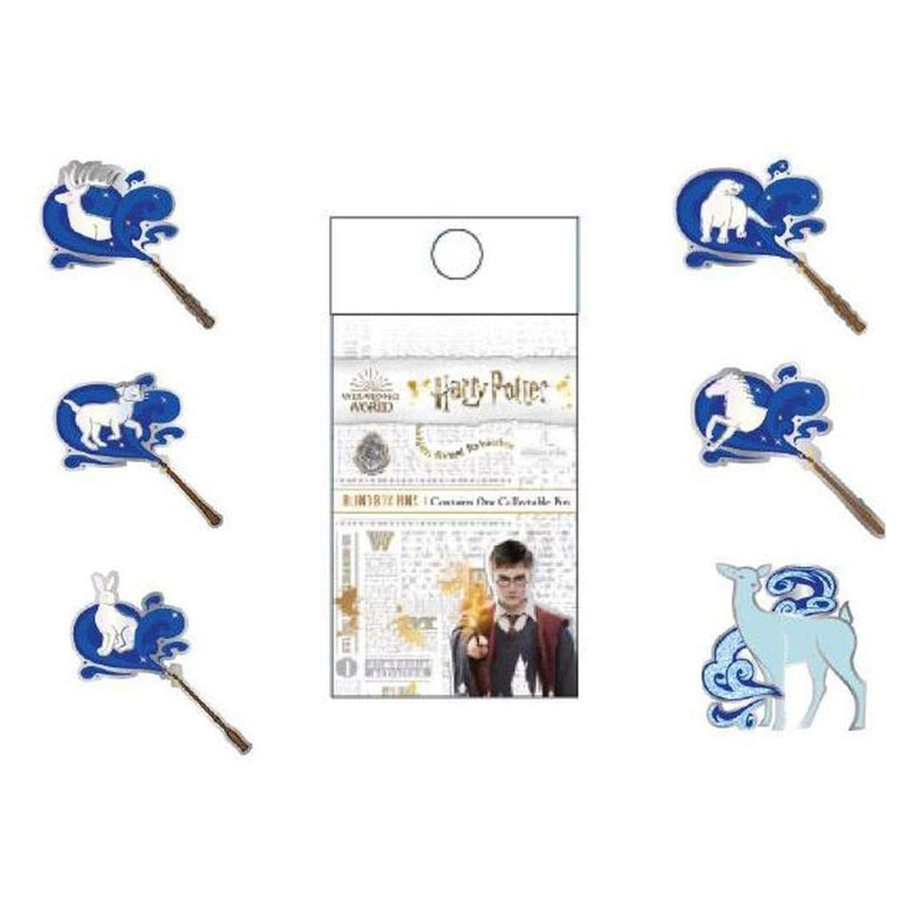 Loungefly Harry Potter Patronus Single Blind Box Enamel Pin