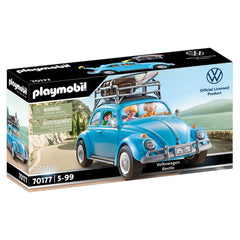 Playmobil Volkswagon Beetle Building Set 70177