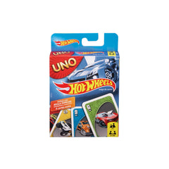 Uno Hot Wheels The Card Game