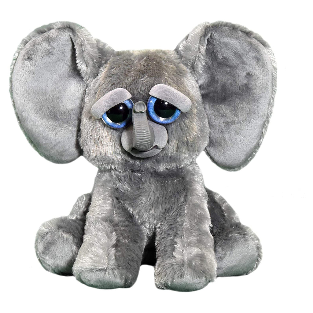 Feisty Pets Angry Andrea Elephant Plush Figure