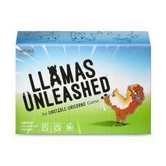 Llamas Unleashed Board Game