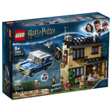 LEGO® Harry Potter 4 Privet Drive Building Set 75968