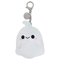 Squishable Micro Ghost 3 Inch Plush Figure Keychain