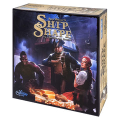 Ship Shape Board Game