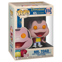Funko Disneyland Resorts POP Mr. Toad Spinning Vinyl Figure