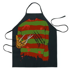 Kitchen Accessories - A Nightmare On Elm Street Freddy Krueger Be The Character Apron