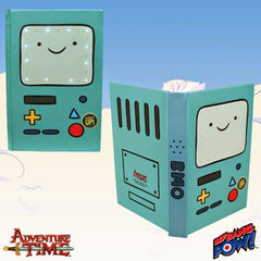 Action Figures - Adventure Time BMO Light Up Journal