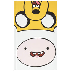 Action Figures - Adventure Time Finn And Jake Journal