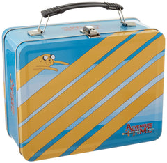 Lunch Boxes - Adventure Time Wrap Around Jake Tin Tote