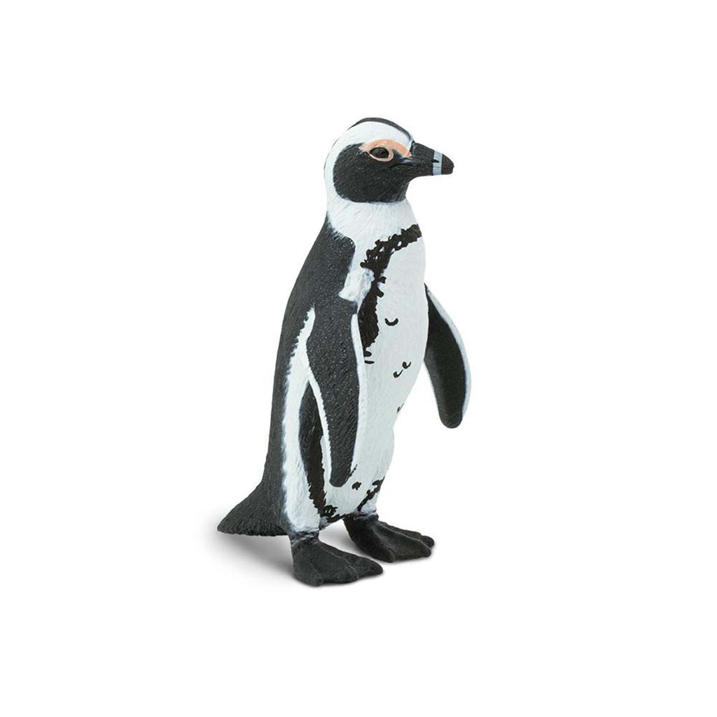African Penguin Wildlife Safari Figure Safari Ltd