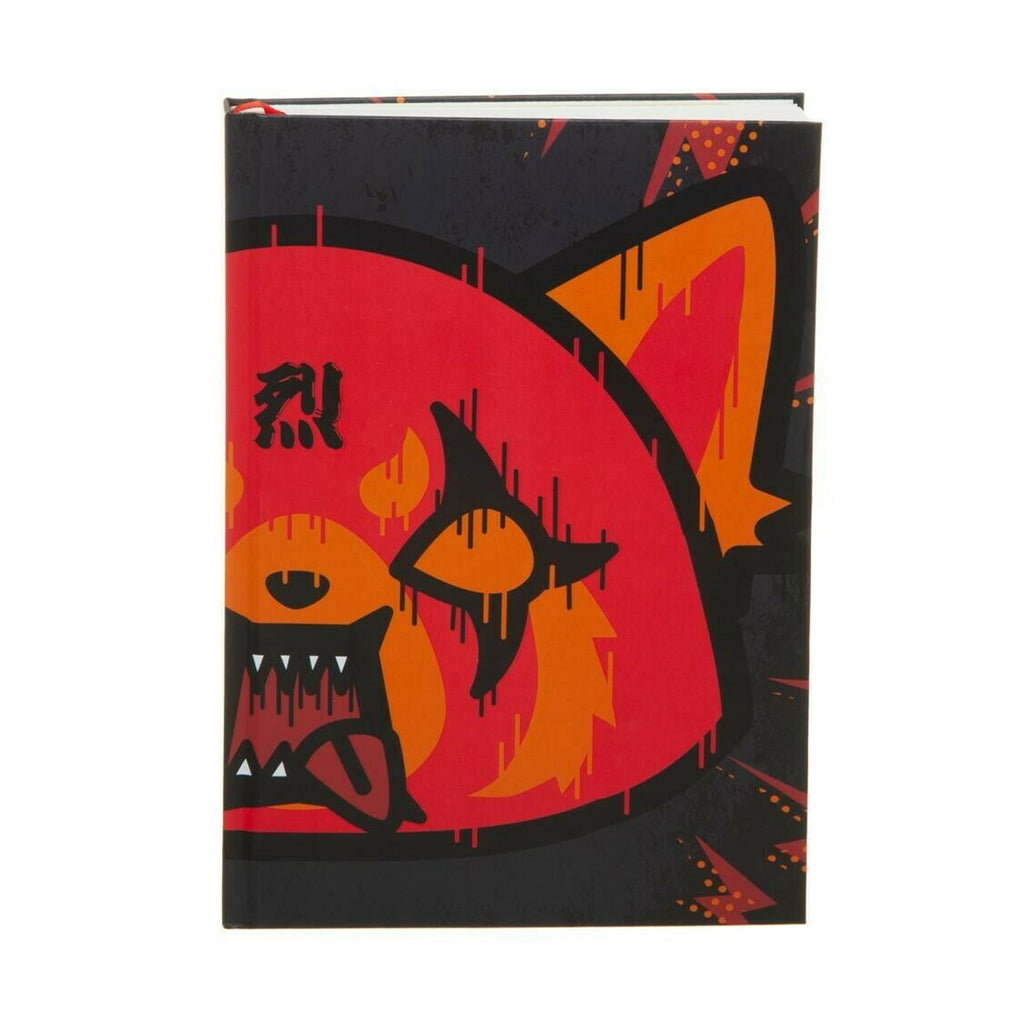 Aggrestsuko Angry Hard Cover Journal