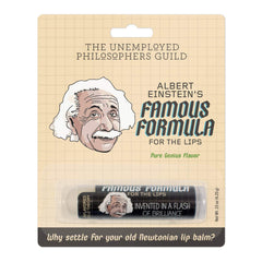 Albert Einsteins Famous Formula For The Lips