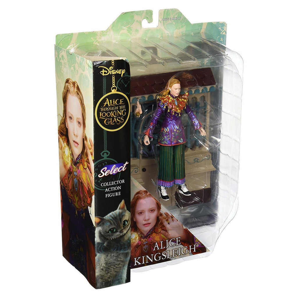 Alice Through The Looking Glass Select Alice Kingsleigh Action Figure