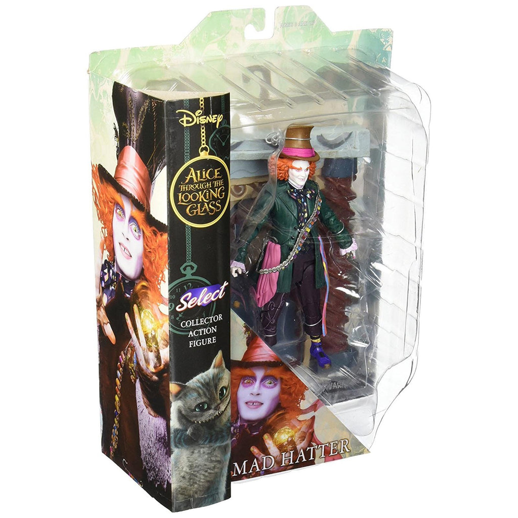 Alice Through The Looking Glass Select Mad Hatter Action Figure