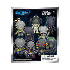 Alien Vs Predator 3D Foam Bag Clip Blind Bag